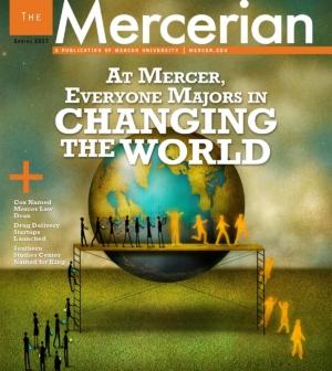 The Mercerian: Spring 2017