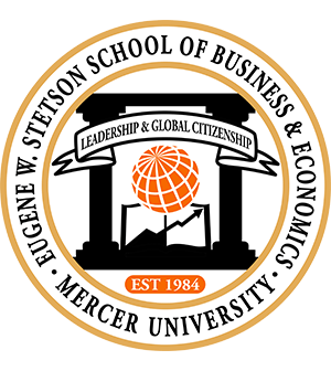 Eugene W. Stetson School of Business and Economics Seal