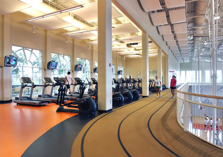 UC Fitness Center in Macon