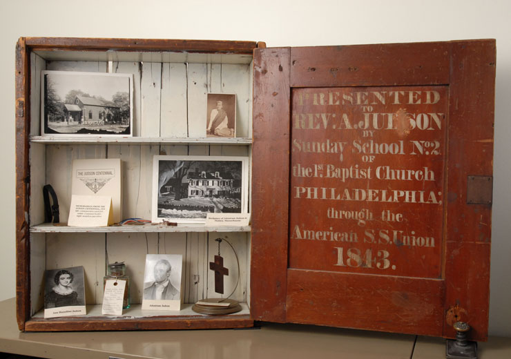 The American Baptist Historical Society Archives