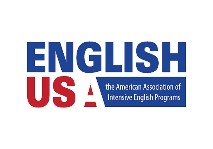 The American Association of Intensive English Programs logo