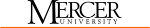 Mercer University Wordmark