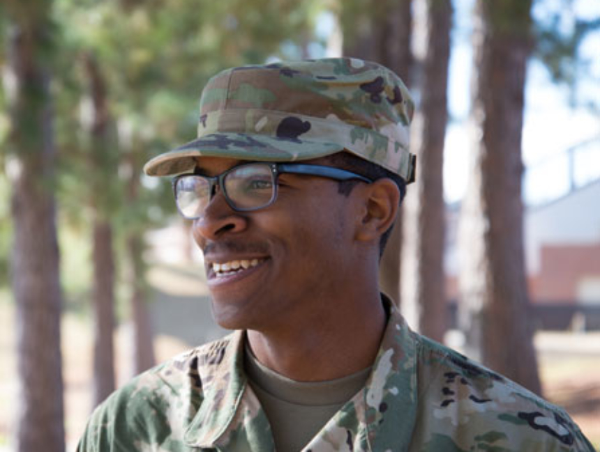 Profile photo of ROTC student