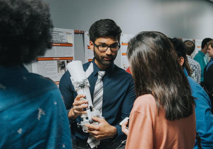 Undergraduate prosthetic presentation