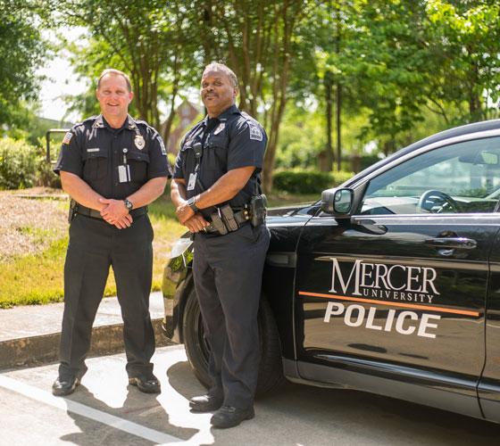 Mercer Police