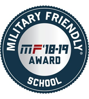 Military Friendly badge
