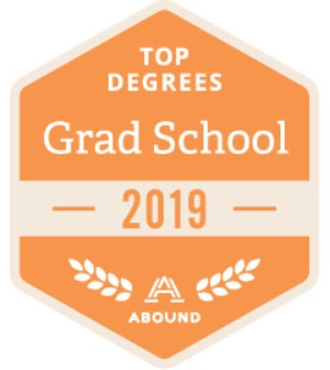 Top Degrees - Grad School badge