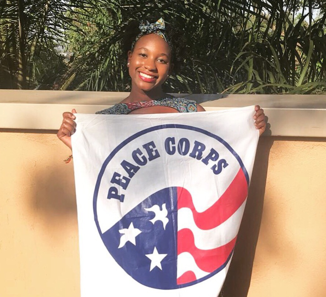 Mercer Peace Corps volunteer Kayla Beasley