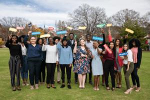 2020 Gilman Scholars