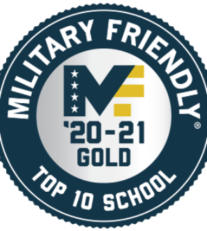 Military Friendly Top Ten School