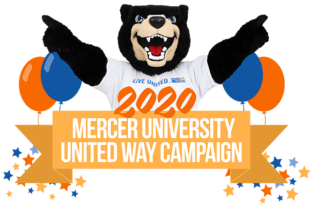 2020 MERCER UNIVERSITY UNITED WAY CAMPAIGN