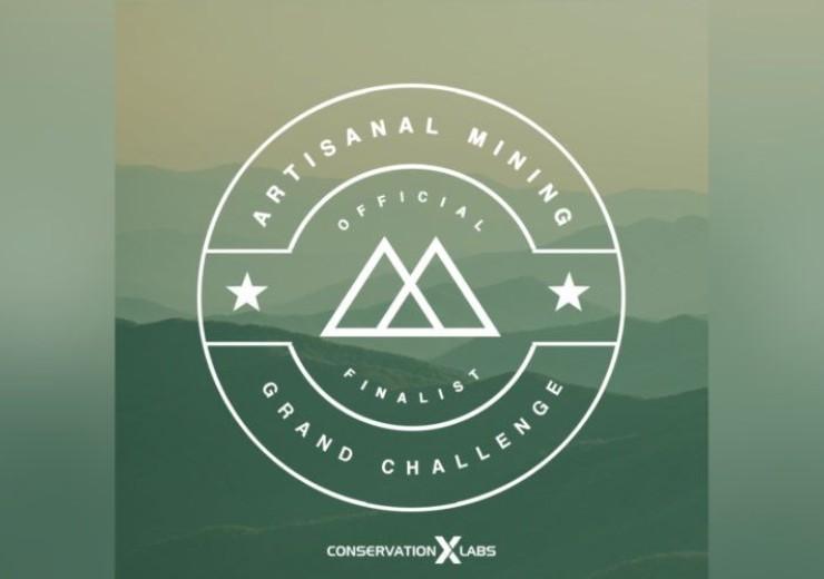 artisanal mining contest logo
