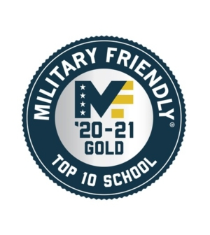 Top 10 Military Friendly School