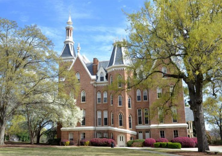 Mercer's Administration Building